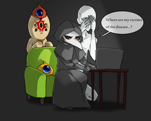 SCP objects play SCP-Containment Breach by Retortpouch-2015