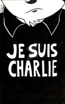 January 7th - Je suis Charlie