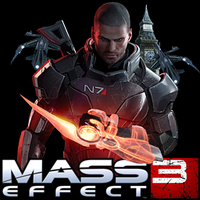 Mass Effect 3 icon for Obly Tile by ENIGMAXG2