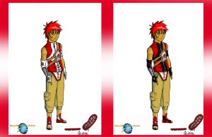 The Crimson Legend of Konoha 2 by takuya36diablo