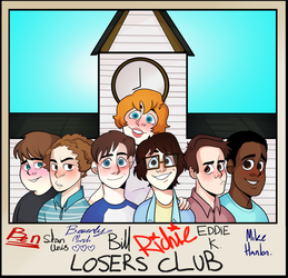 The Losers Club by The-Quinng