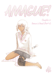 Amague! chapter 6 cover by thelastpierrot
