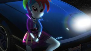 [Equestria Girl] Nightcall by VBASTV