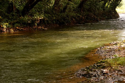 Rippling Water 3 by Armathor-Stock