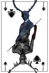 hannibal jack of spades by AngelinaRodrigues
