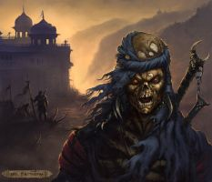eastern gurdian by no1hellangle