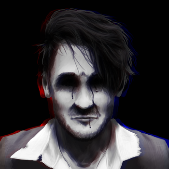 Darkiplier by FenX2014