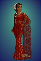 Sari Maker by dolldivine