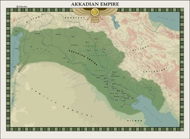 HAoE: Akkadian Empire by zalezsky