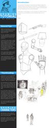 Character Drawing Tutorial by Dadrick