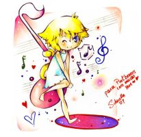 Music is from the Heart by Schieska