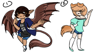 Humanoid Adopts (2/2) Open by FiAdopts