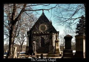 The Cemetary Chapel by syrenemyst