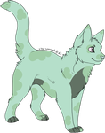 {Color Pallet Cat} Clover {Open} by Oak-Storm