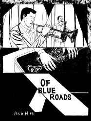 Of Blue Roads - Title Page by AshleeHG