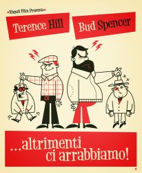 Tribute To Bud Spencer by funky23