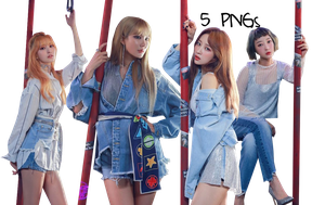 EXID PNG PACK {Night Rather Than Day} HQ by soshistars
