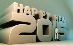 happy new 2015 by apromede