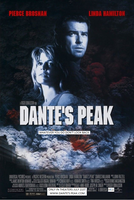 Dante's Peak 2000 Re-Release Poster by lflan80521