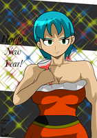 Ms Molly New Year by fighterxaos