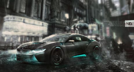 Blade Runner i8 Front - Copy by yasiddesign