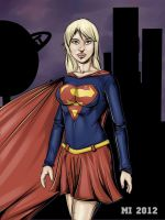 Supergirl by crow110696