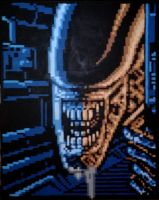 Xenomorphs Are Creeps by Squarepainter