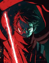 What if Harry Potter was a Sith from Star Wars by mau009