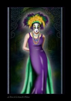 The Queen of New Orleans by zillah73