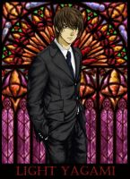 Light Yagami by Ka7