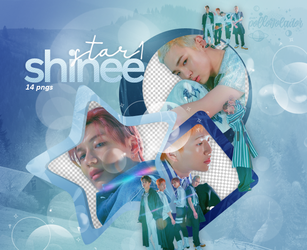 SHINee - star1 {png} by pollovolador