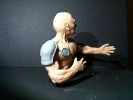 Primer busto Super Sculpey by jarnac