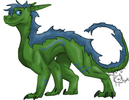 Moss by 768dragon