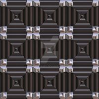 3d effect - elevated tile pattern by jhantares