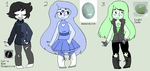Gem Adopts (CLOSED) by STAG-KING