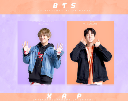 Photopack 3295 // BTS. by xAsianPhotopacks