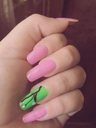 New Nails by lioness14