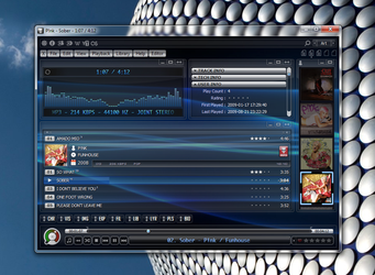 Xchange 3.5 for foobar by Br3tt