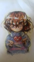 Frisk by MariaCool1234