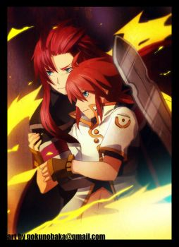+ToA - We're in this together+ by goku-no-baka