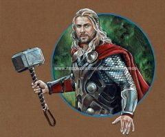 Thor - The Dark World  (2014) by scotty309