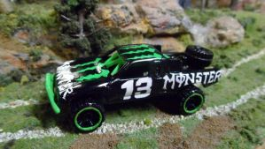 Monster Racing Toyota #13 by hankypanky68