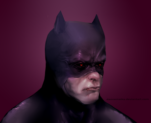 Batman as a Ghoul by DaOneMaika