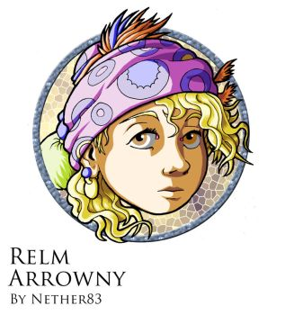 Relm Arrowny by Nether83