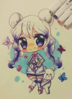 [AT]* ..Butterfly.. * by 13SweetBUNNY13