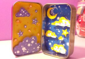 Starry Night by Janellyyybean