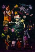 -MARIO PARTY- by leotte803