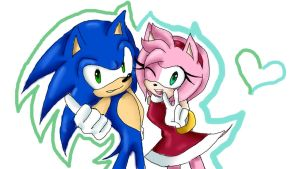 Sonamy by RulErofsonic