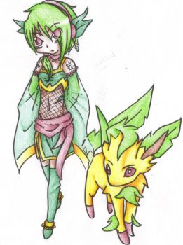 --Leafeloid-- by NerinSerene