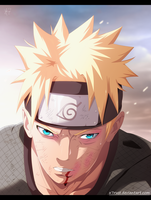 Naruto 697 by X7Rust